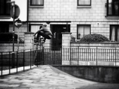 【滑板文艺】爱丁堡摄影师Graham Tait