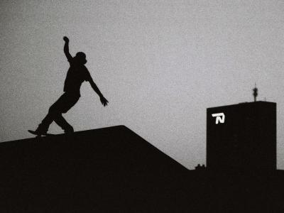 【滑板文艺】欧洲顶级滑板摄影师DVL