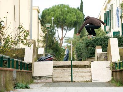 【滑板文艺】意大利摄影师Davide Biondani