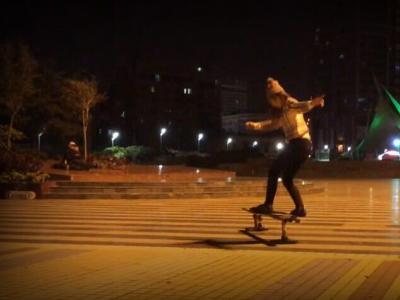 【板女动态】Psychos队员-梁路(西瓜)练习视频。