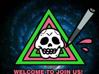【工作机会】Psychos-Skateboards招募设计助理