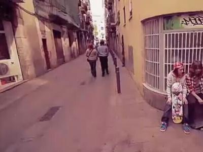 【板女动态】Roxy女滑板女孩视频-Roxy Skate