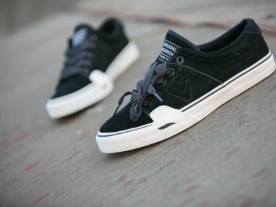 【NEWYE周三】来自布鲁克林的问候,Brooklyn Workshop滑板鞋