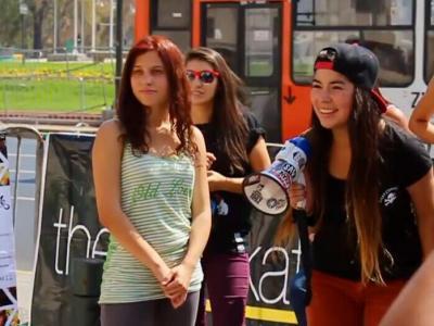 【板女动态】新一代的女性滑板