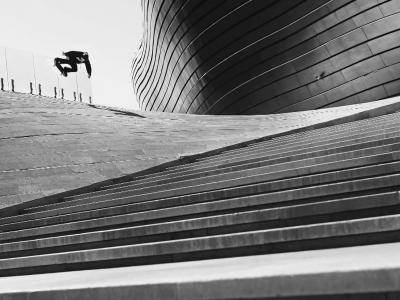【滑板文艺】Element 『Perspective』系列摄影师Jake Darwen宣传片