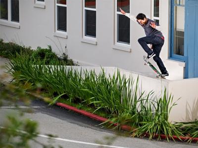 【盘问】Omar Salzar-滑板界的风中一匹狼