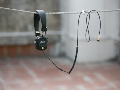 【NewYe周三】摇滚之音,不二之选,Marshall Major II监听耳机