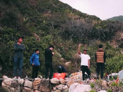 【WHATSUP WKND】#179-深圳东西涌海滩徒步露营纪录片