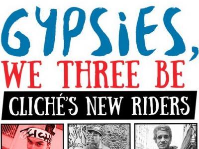 【盘问】Cliché 滑板影片「吉普赛」新加入滑手Paul Hart