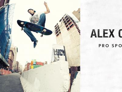【盘问】-奇葩少年到脑洞老板-职业滑手Alex Olson
