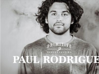 【盘问】职业滑手的创业之路:P-rod与他的个人品牌Primitive