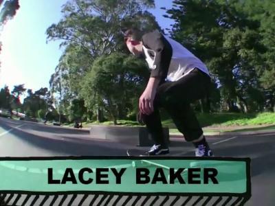 【板女动态】Meow Skateboards-Lacey Baker个人剪辑