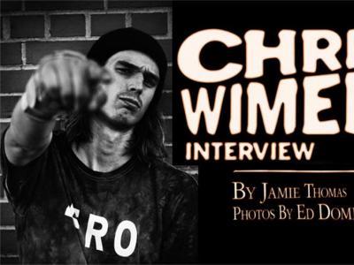 【盘问】Chris Wimer入队Zero:考验才刚刚开始