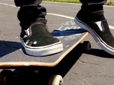 【滑板课堂】如何滑板的基础知识