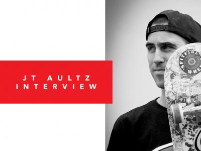 【盘问】JT Aultz:满怀赤诚之心,十年磨一剑