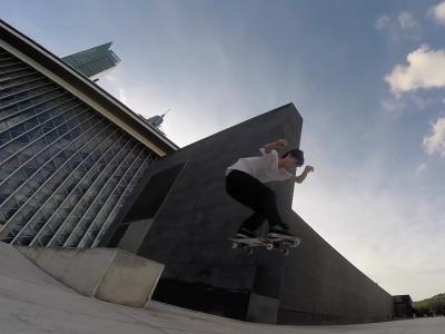 【WHATSUP WKND】#194-废柴参赛GoPro创意滑板线作品