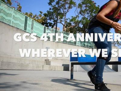 【板女动态】香港GirlCANSkate4周年视频
