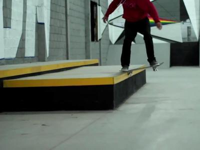 【滑板动作教学】Frontside Tailslide