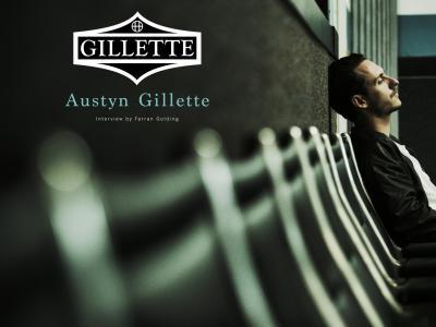 【盘问】媲美Dylan的滑板界美男 Austyn Gillette
