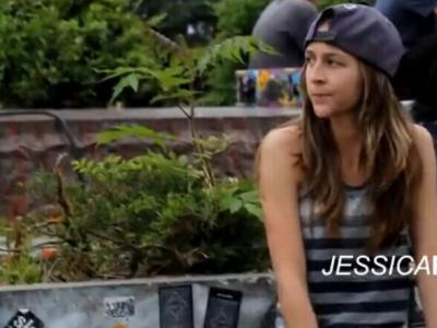 【板女动态】Jessica Florencio个人短片