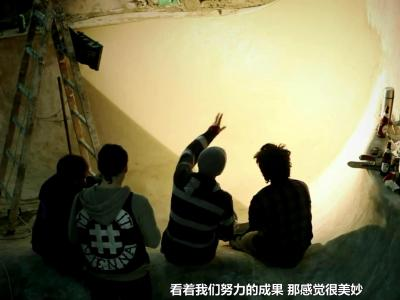 [中文字幕]红牛DIY计划:徒手建造维也纳地窖下的碗池