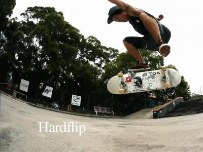 【WHATSUP Besttrick】#22-Woll-Hardflip