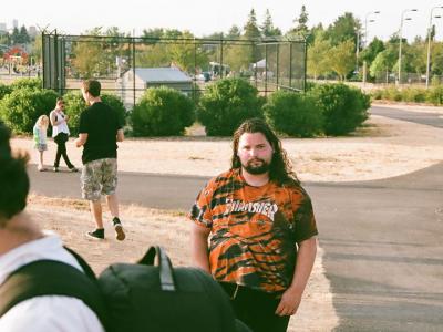 【盘问】心宽体胖也照样劈大台阶:Matt Schlager