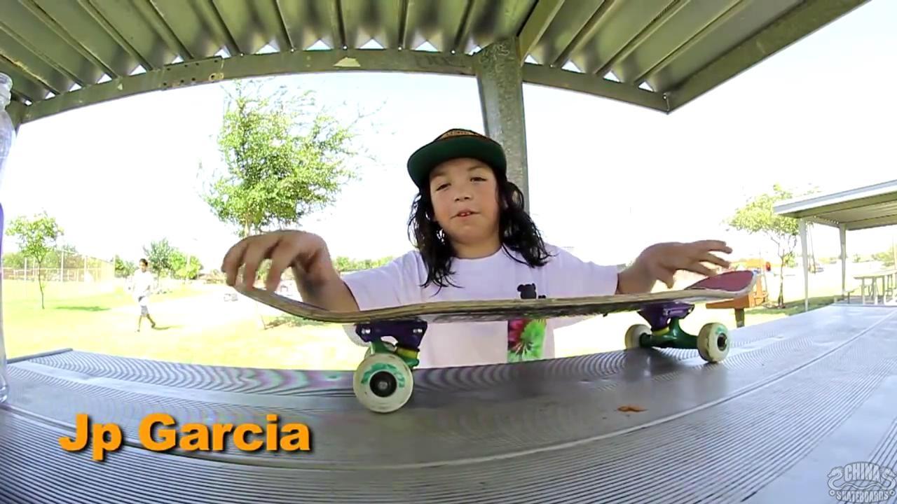 动作 滑板 教学 Jp Garcia Boardslide