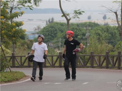 【WHATSUP WKND】Justice Longboard探访惠州新地形