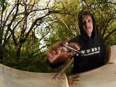 【盘问】手指滑板:解放滑手双手的福音