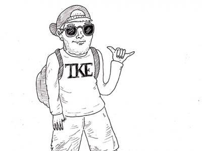 【滑板废观点】盘点你在大学校园里将遇到的五类滑手