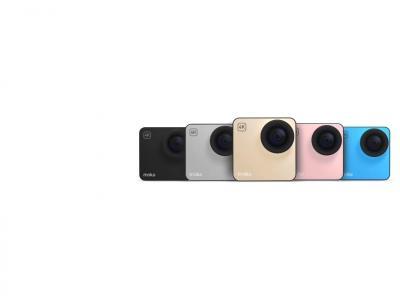 世界上第一款最小的4K相机Mokacam