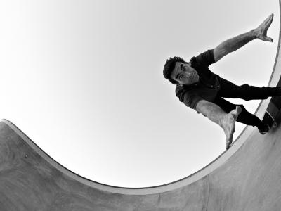 【盘问】传奇滑手Lance Mountain 讲解不同时期的滑板挖金攻略