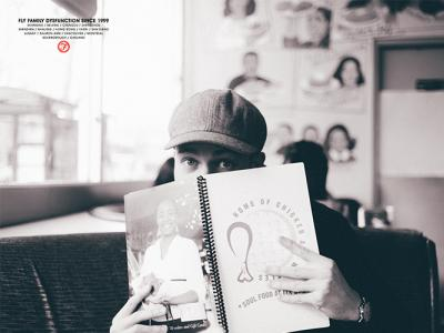 FLY Streetwear 奥克兰文化与生活环境Lookbook
