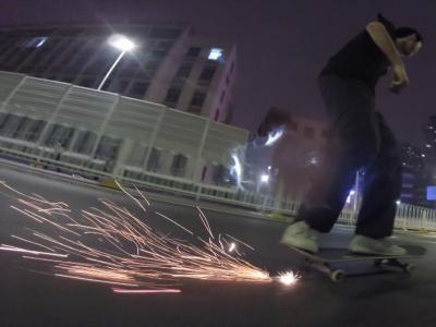 【WHATSUP WKND】#219-深圳春节滑板特辑--寻欢作乐闹空城
