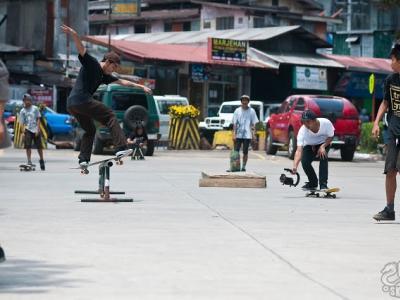 【WHATSUP WKND】#223菲律宾Calle滑板店BAGUIO店周年庆