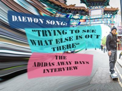 【盘问】Daewon Song:世界那么大,我想出去看看