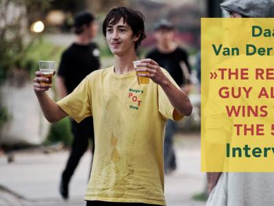 【盘问】吐槽红牛经常用转体540赢得比赛的Daan Van Der Linden