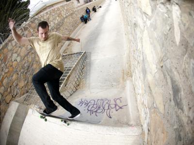 【盘问】铁打的滑板圈流水的Pro,Johnny Layton到底去了哪儿?