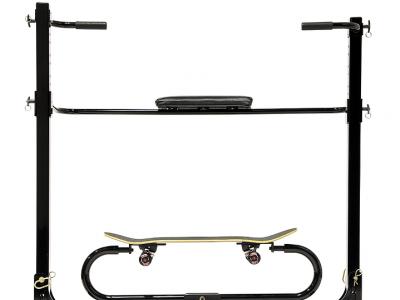2250美元滑板奥运训练神器!任何翻板动作轻松学会