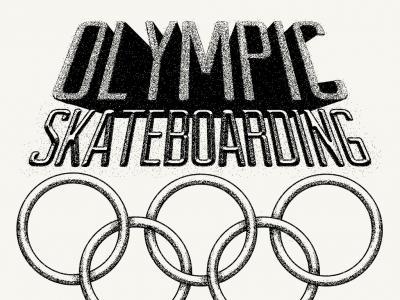【滑板废观点】滑板进入奥运会,最可能拿来比拼的4个项目