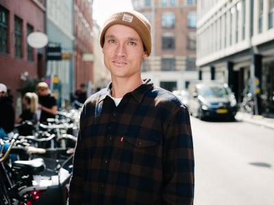 【盘问】因为滑板公益事业而加入Levi's的滑手Joey Pepper