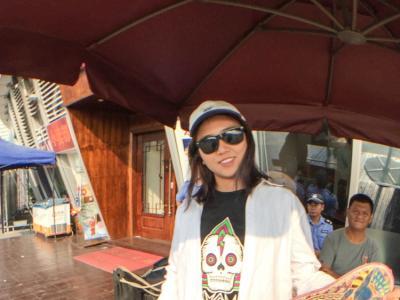 对话全国极限运动锦标赛上的滑板女孩们(西瓜、Santa)