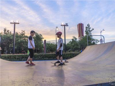 专访国内少儿滑板项目先驱组织--苏州Kiss Date工作室