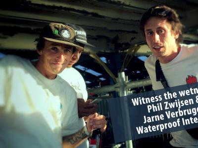 【盘问】风雨无阻的滑手Phil Zwijsen和Waterproof老板Jarne Verbruggen