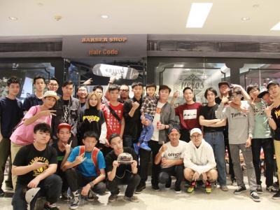 Hero x Official 十周年合作款新品发布会