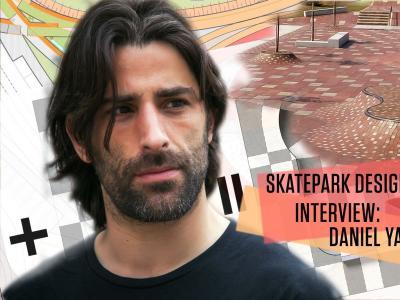 【盘问】西班牙板场设计师Daniel Yabar,听听他的设计哲学
