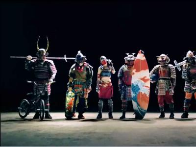《七武士极限挑战》日清杯面最新炫酷广告