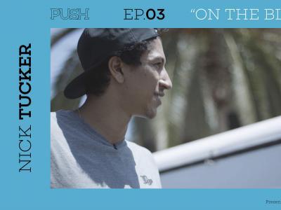 「Push」第二季第三集(生肉版)-Nick Tucker「欢迎社区英雄」
