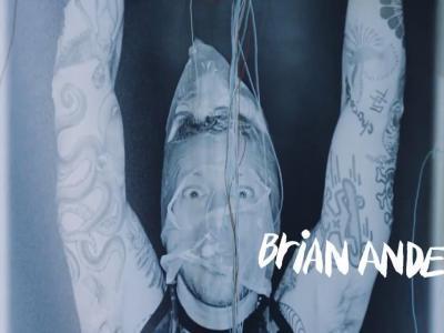 传奇滑手Brian Anderson 励志性滑板片段合辑!